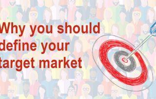marketing tips define target market